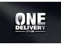 One Delivery want you! Delivery drivers wanted for the Belfast area! Immediate start!
