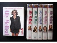 NEW SEALED UNUSED Ally McBeal DVD Box Set