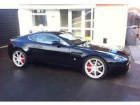 Aston Martin V8 Vantage 2007 FSH