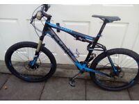 Cube ams pro mountain bike