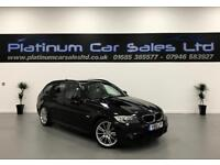 BMW 3 SERIES 320D M SPORT BUSINESS EDITION TOURING (black) 2010