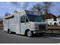 Eye Catching Chevy Food Truck Business Ready to Roll