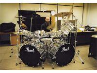 .. Drummer Seeking A Project ,..