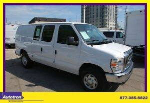 2010 Ford E-250 3/4 TON TINTED WINDOWS, CHROME PKG