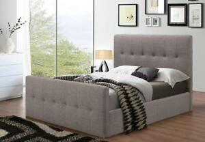 QUEEN BED FRAME SALE  WEBSITE- WWW.KITCHENANDCOUCH.COM (IF83)