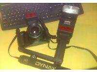 Very Good unxboxed minalta DYNAX 500si camera for sale