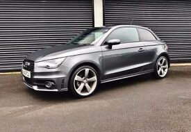 2012 AUDI A1 2.0 TDI 143 S LINE BLACK EDITION 3 DOOR FINANCE AVAILABLE