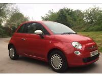 Fiat 500 1.2 colour therapy