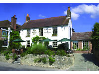 Session Manager for Busy Gastro Pub 2 miles north of Chichester - 30 hours per week