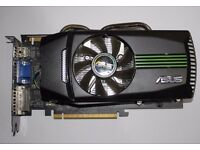 ASUS NVIDIA GEFORCE GTS 450 GRAPHICS CARD