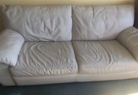 Sofa, Sofa Bed & Footstool - REDUCED FOR QUICK SALE