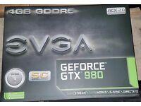 EVGA GTX 980 x2