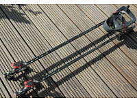 Universal Cycle Rack (fits all roof bars)