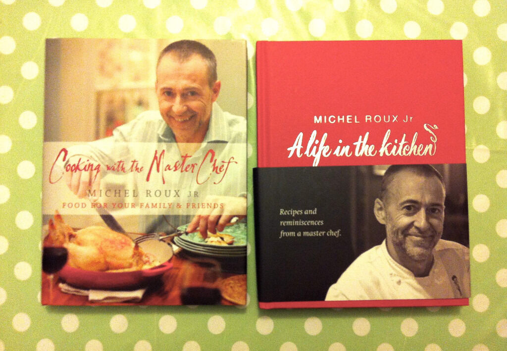 Michel Roux Jr Books