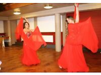 Belly Dance classes in Edinburgh