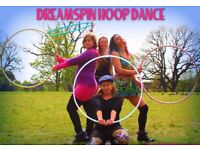 Hula Hoop - IMPROVERS - 21st September 6.15pm