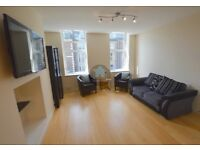 3 BEDROOM FLAT IN JESMOND NE2 AVAILABLE 13/09/18 - £97pppw