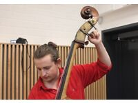 Electric Bass & Double Bass Tuition