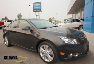 2014 Chevrolet Cruze 2LT | Leather Interior | Bluetooth