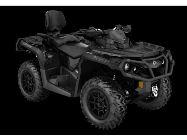 Used 2017 Can-Am Outlander Max 850 XT-P