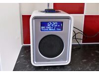 Ruark Audio R1 MKII- DAB, RDS, AM/FM Radio white