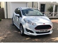 2014 FORD FIESTA 1.0 ECOBOOST (125ps) ZETEC S - ONLY 36250 MILES -TAX FREE - 1YR MOT - FULL HISTORY