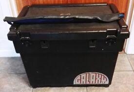 LARGE GALAXY FISHING SEAT / TACKLE BOX