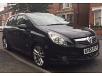 2009 (59) Vauxhall Corsa 1.2SXi 5 door hatchback - Manual, 49,000 with FDSH