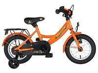 BIKESTAR Kids Bike Bicycle with sidestand and accessories