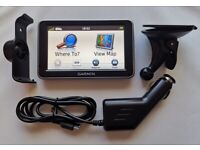 GARMIN nüvi 2300 Latest UK, AUSTRALIA, MIDDLE EAST NORTH AFRICA Maps GPS Sat Nav(no offers, please!)