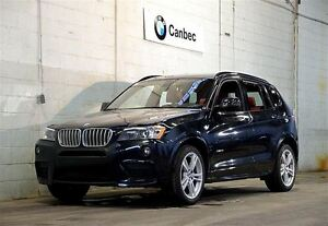 2014 BMW X3 xDrive28i M SPORT  | NAV | PREMIUM | EXECUTIVE