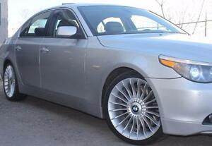 SALE ONE WEEK ONLY!!! 5x120 BMW STAGGERED RIMS REPLICA 18'' Brand New; 1 Year Warranty; BEST PRICES IN GTA! N.20;