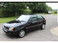 FORD FIESTA 1.25 ZETEC 2000 MK5 ALSO COMES WITH RECENTLY PAINTED ZETEC S BODYKIT