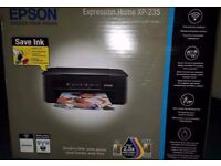 Epson XP-235 all-in-one Printer (Almost New)