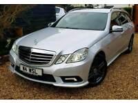 Mercedes E350 7 seats