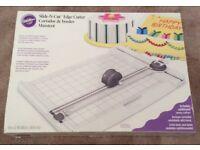 BN Wilton Slide-N-Cut cake decorating edge cutter