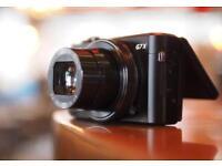 Canon PowerShot G7X 20 2MP Digital Camera Black