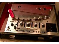 Watkins Copicat Tape Loop Echo Machine 1960's