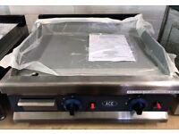 ACE 60cm GAS GRIDDLE LPG (code:ace 116) SR