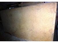 fibre flooring boards