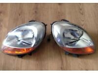 Renault Kangoo Van Headlights