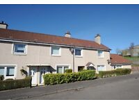 Lovely 2 bed end terraced house for rent in Kilsyth. Very clean and looked after. Quiet Cul de Sac