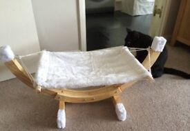 Cat / small dog hammock or bed