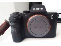 Sony a7ii Full Frame Camera Alpha 7 Mk2 + extras