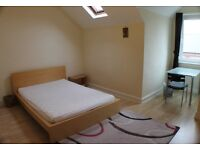 Huge double room in great share, £75 PW!