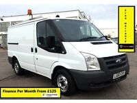 Ford Transit 2.2 300, One Owner - Direct From BT, Full Service History, 1YR MOT, Warranty, 59K Miles