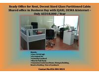 Cheap & Ready Offices w/ Multiple options starting from 18K/yr in Business Bay Dubai