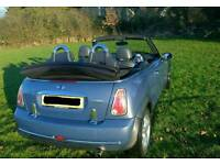 2005 Mini One Convertible swap or px welcome