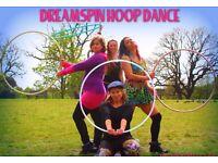 Hula Hoop - IMPROVERS Thursday 8th June 6.15pm Brighton