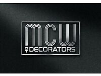 PROFESSIONAL EXPERIENCED PAINTERS & DECORATORS & PLASTERERS - MCW DECORATORS - FREE QUOTE
